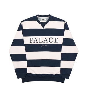 Palace Pour Don Crew Pink - UnityWorldWild