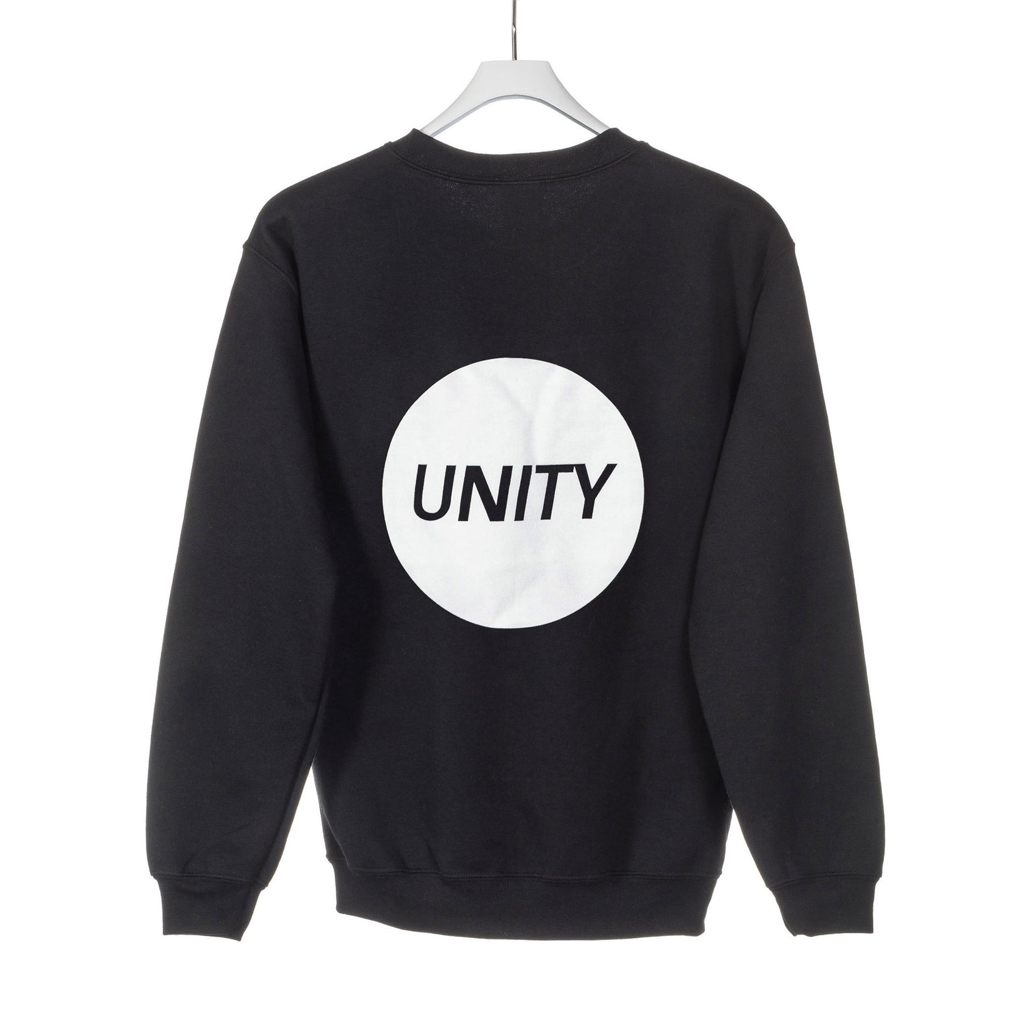 Unity Circle Logo Black - UnityWorldWild