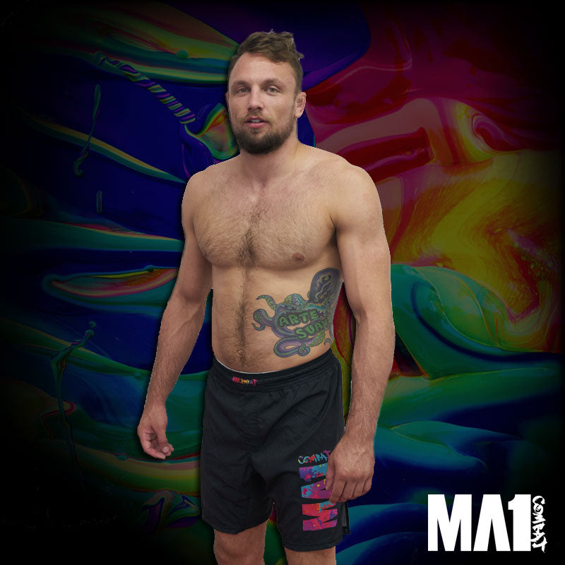 MA1 Combat MMA Shorts - Craig Jones