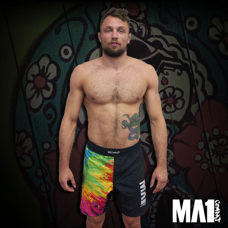 MA1 Barefoot Yogi MMA Shorts - Craig Jones