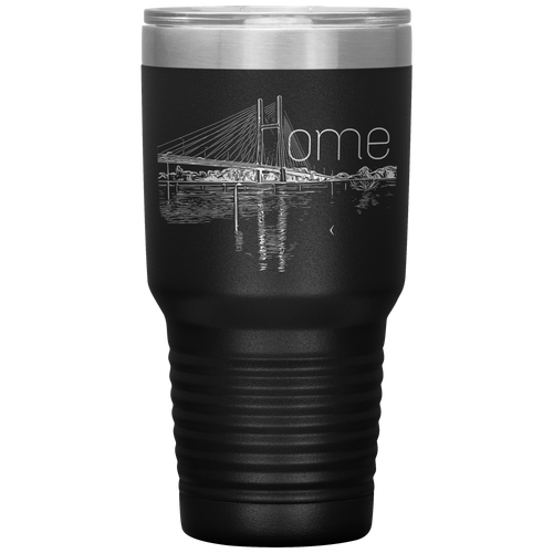 Home Bridge 30 Ounce Tumbler