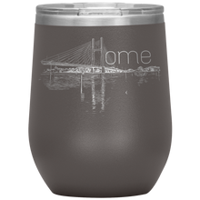 Load image into Gallery viewer, Burlington Home Wine Tumbler