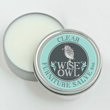 Load image into Gallery viewer, Wise Owl Furniture Salve 4oz