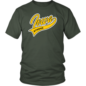Iowa Strong Unisex Shirt - Extended Sizes Available