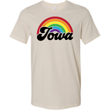 Load image into Gallery viewer, Iowa Rainbow Mens Shirt