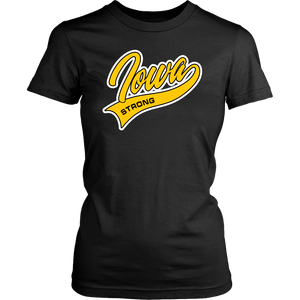 Iowa Strong Womens Shirt - Extended Sizes Available