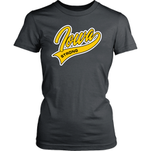 Load image into Gallery viewer, Iowa Strong Womens Shirt - Extended Sizes Available