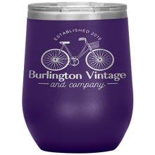 Load image into Gallery viewer, Burlington Vintage & Co. Wine Tumbler