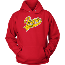 Load image into Gallery viewer, Iowa Strong Unisex Hoodie - Extended Sizes Available
