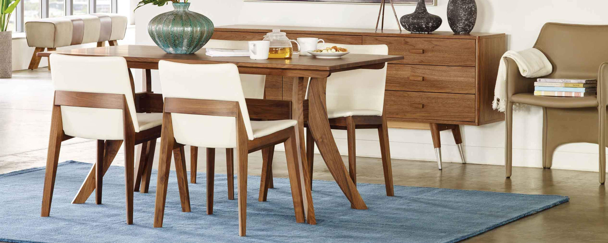 Mid-Century Modern Dining Room Furniture