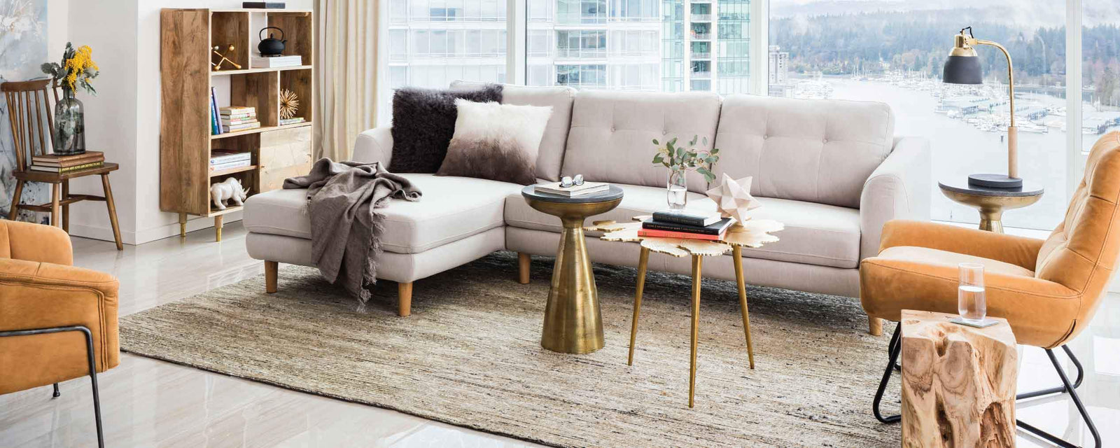 Mid Century Modern Living Room Furniture   FROY