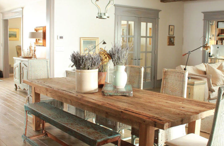 French Country Dining Room - Froy.com