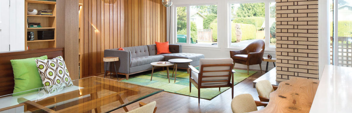 Mid Century Modern Living Room - FROY