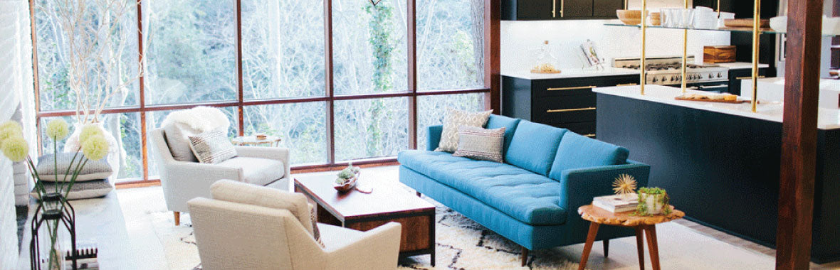 mid century modern furniture and decor - Mid Century Decor