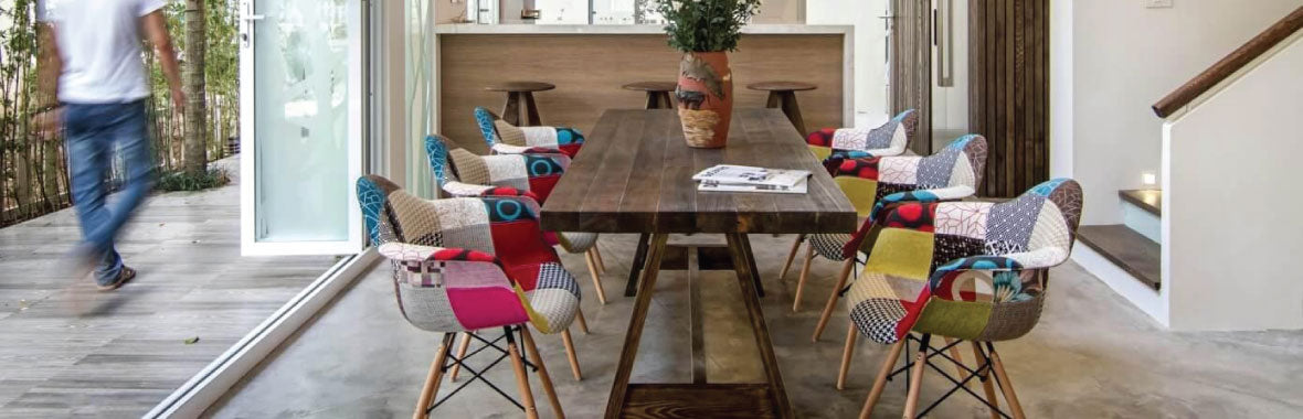 Rustic Dining Room Furniture - FROY