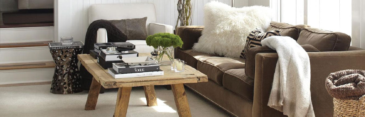Rustic Living Room Furniture - FROY