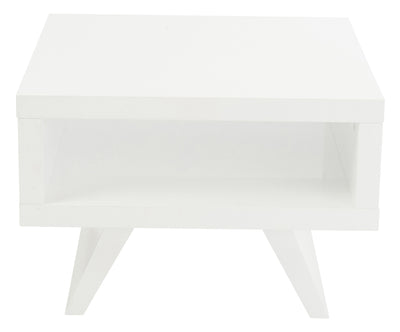 Monet Side Table White