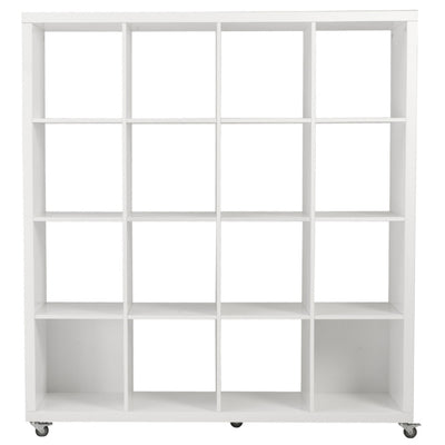 Sava 4x4 Shelf White