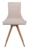 Deft Chair Dove Gray (Set of 2)