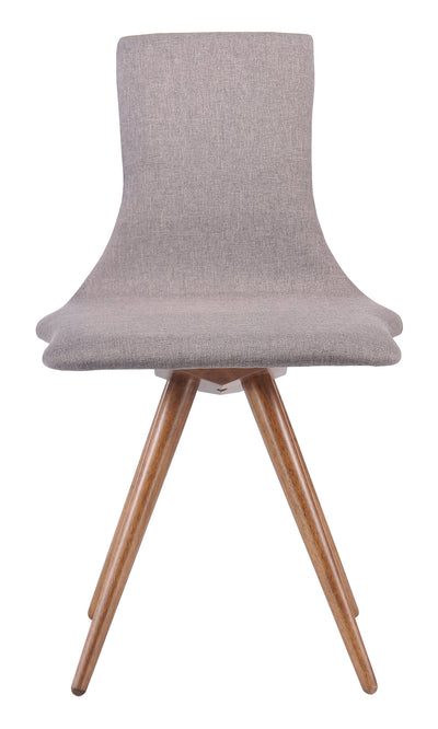 Deft Chair Flint Gray (Set of 2)