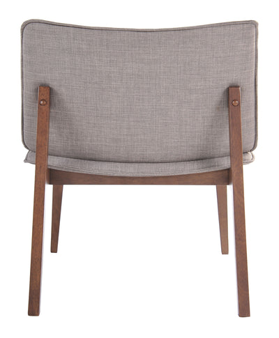 Lyte Chair Dove Gray (Set of 2)
