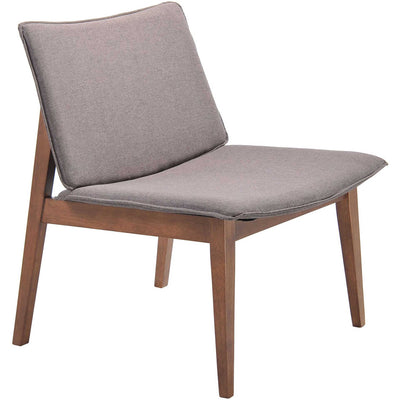 Lyte Chair Flint Gray (Set of 2)