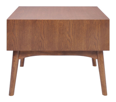 Discovery Side Table Walnut