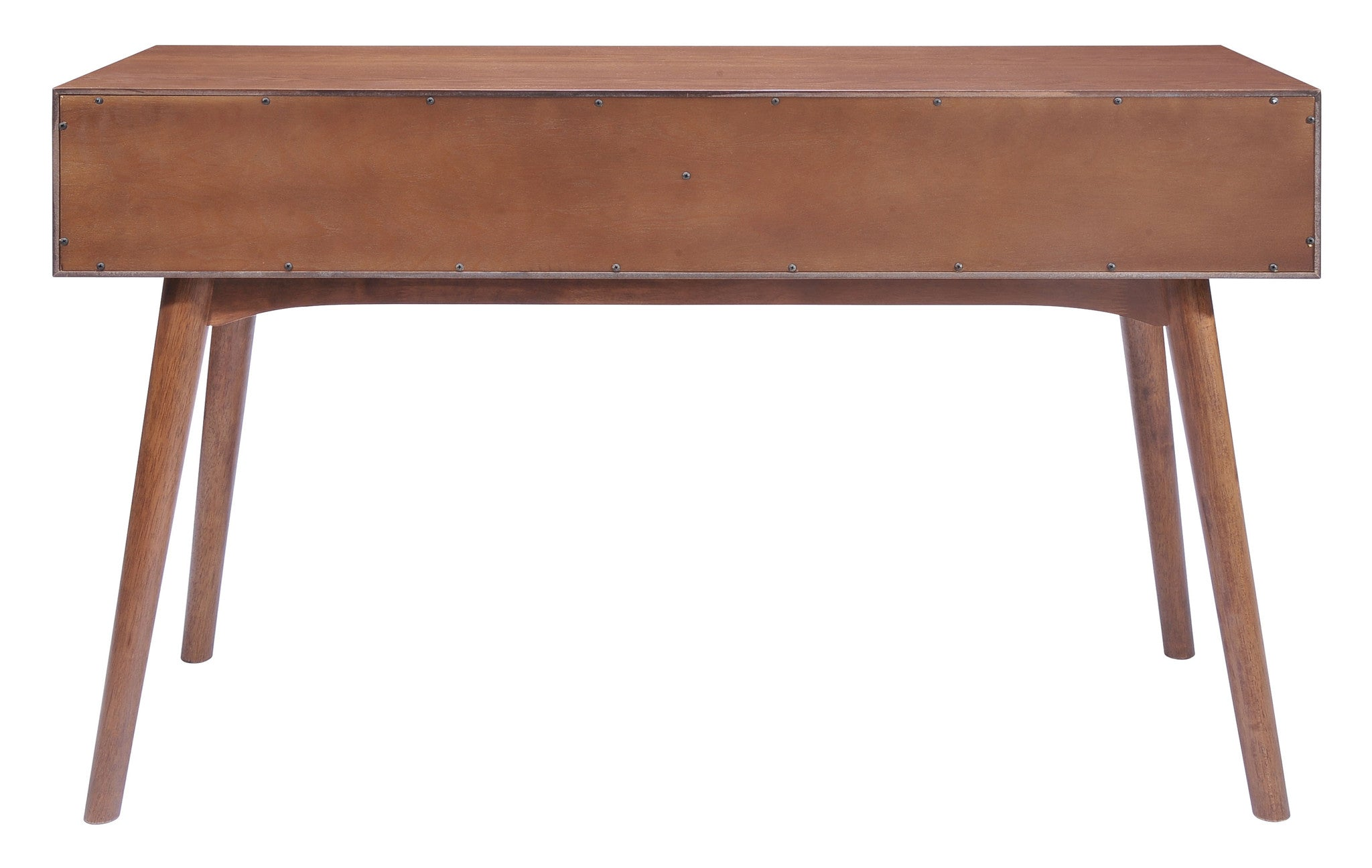 Liberty Bay Console Table Walnut Amp Black Froy