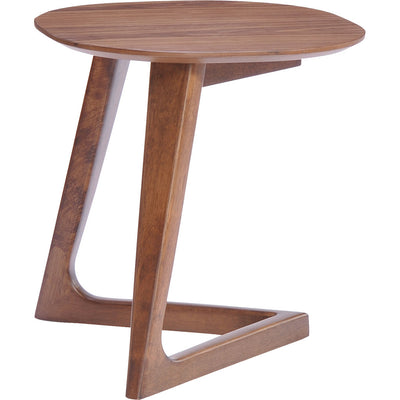 Park Crest Side Table Walnut