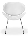 Middlefield Lounge Chair White (Set of 2)