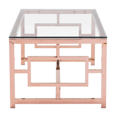 Grace Coffee Table Rose Gold