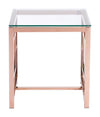 Grace Side Table Rose Gold