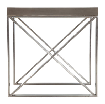 Para Side Table Cement