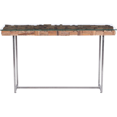 Charisma Console Table Natural
