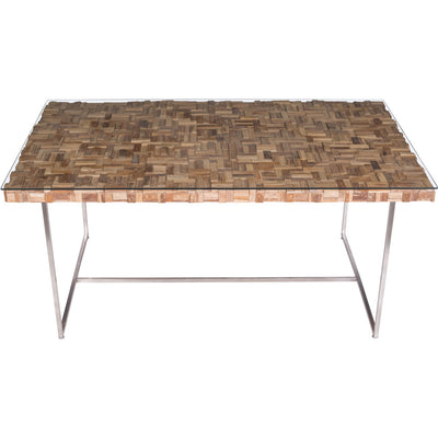 Charisma Dining Table Natural