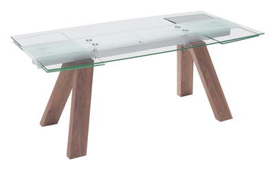 Wayne Dining Extension Table Walnut