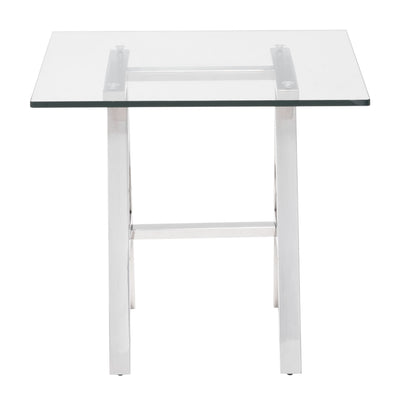 Loyalty Side Table Chrome