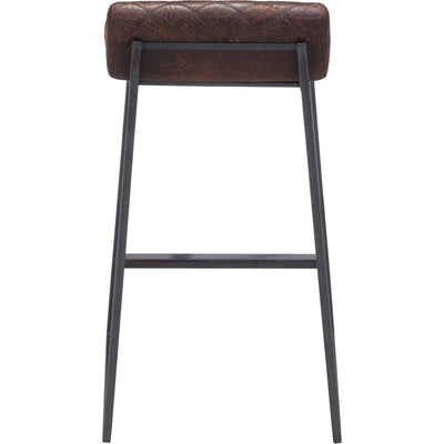 Fermo Counter Stool Vintage Brown (Set of 2)