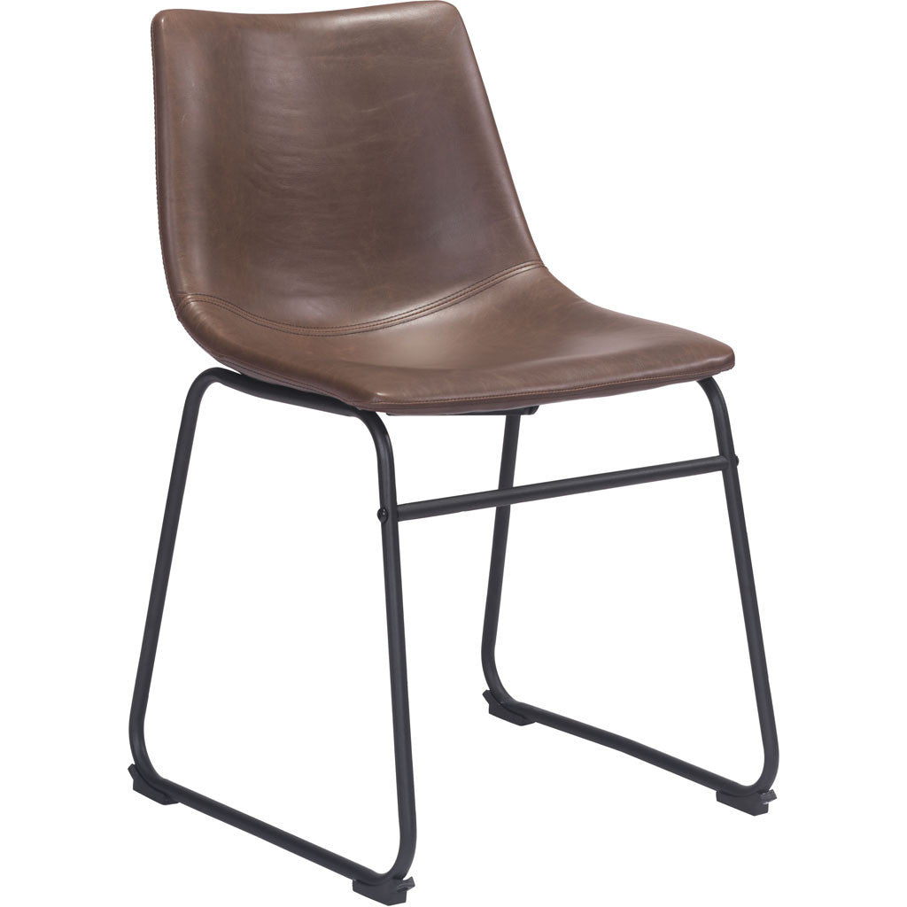 Syracuse Side Chair Vintage Espresso