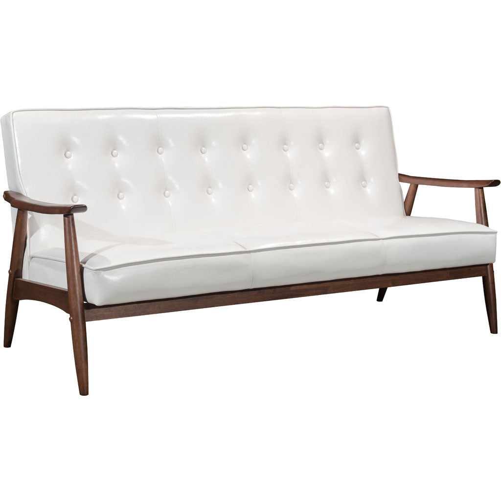 Roth Sofa White