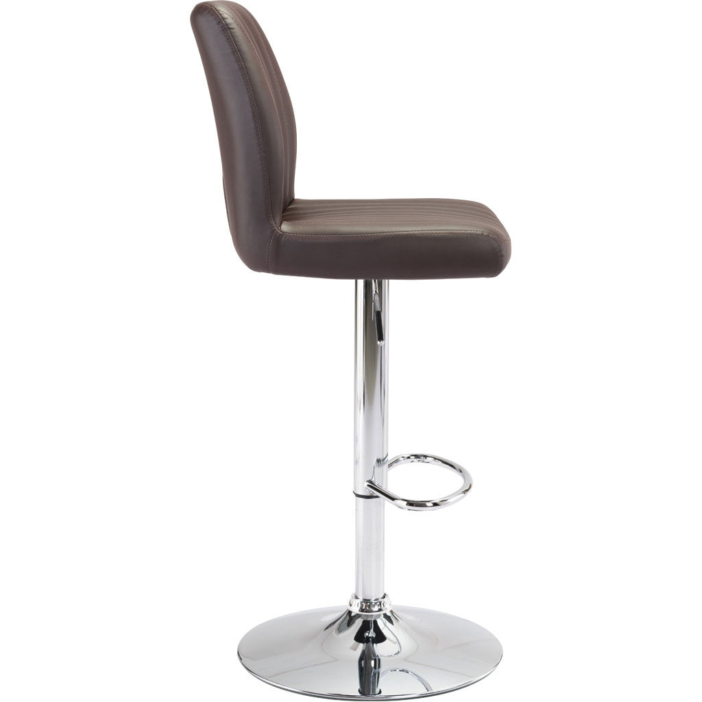 William Bar Chair Espresso