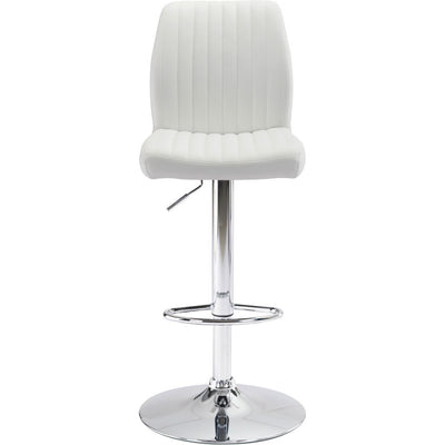 William Bar Chair White