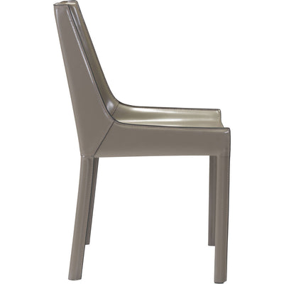 Fallon Dining Chair Stone Gray (Set of 2)