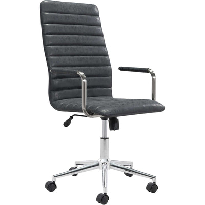 Powell Office Chair Vintage Black
