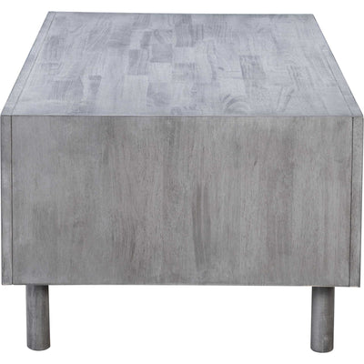 Regents Coffee Table Old Gray