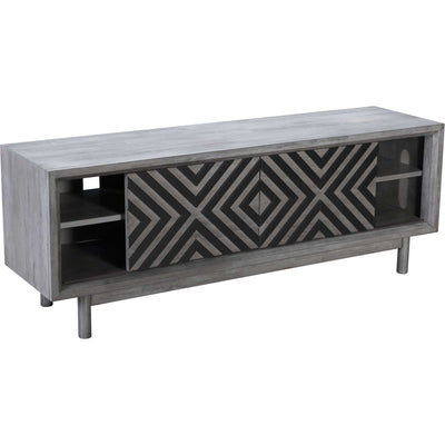 Regents TV Stand Old Gray