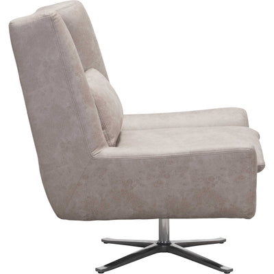 Essex Occasional Chair Distressed Gray