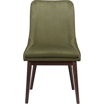 Avenue Dining Chair Emerald Green