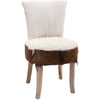 Antuco Animal Hide Side Chair