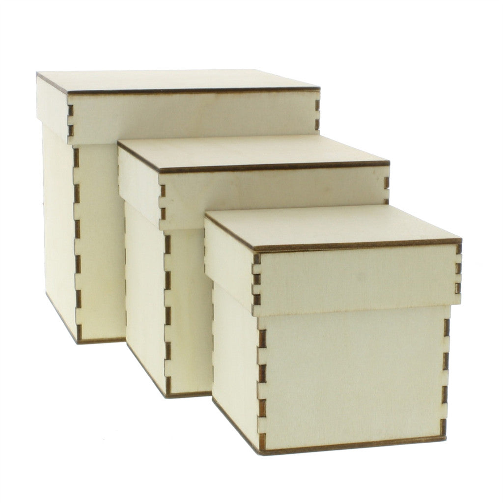 Board Boxes (Set of 3)